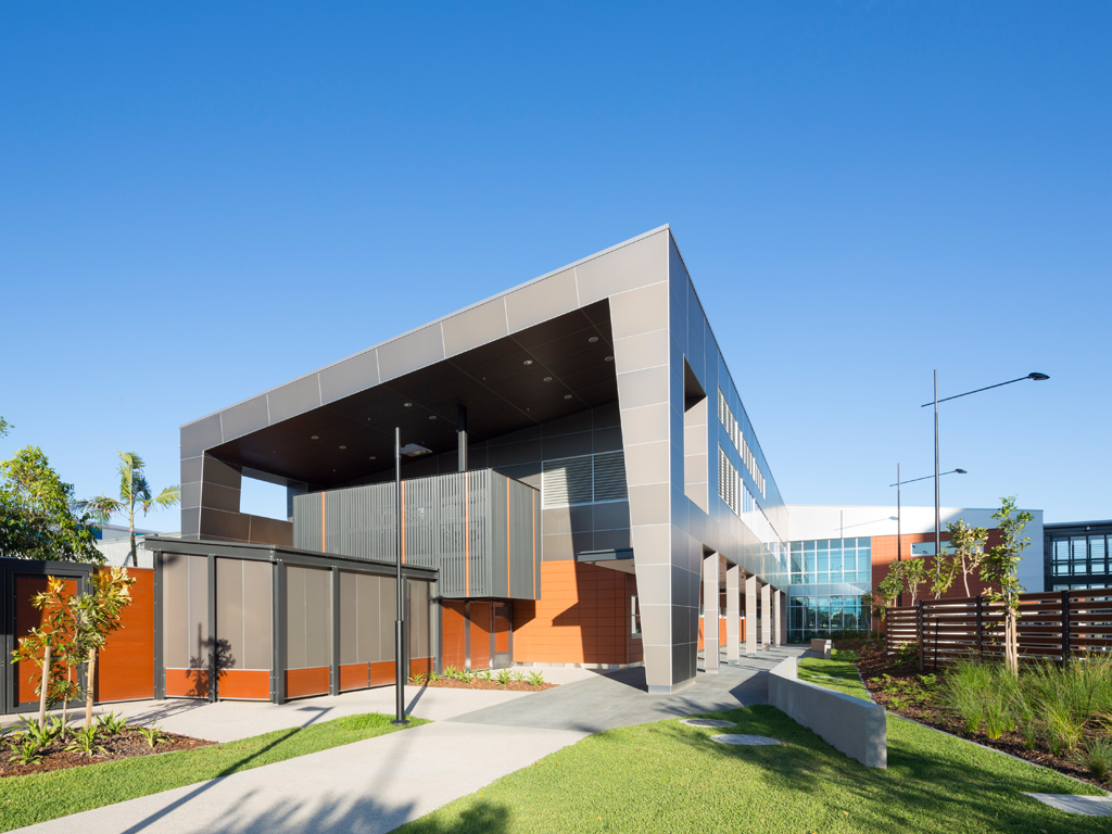 Gold Coast University Hospital Mental Health Unit Sth Health Architecture