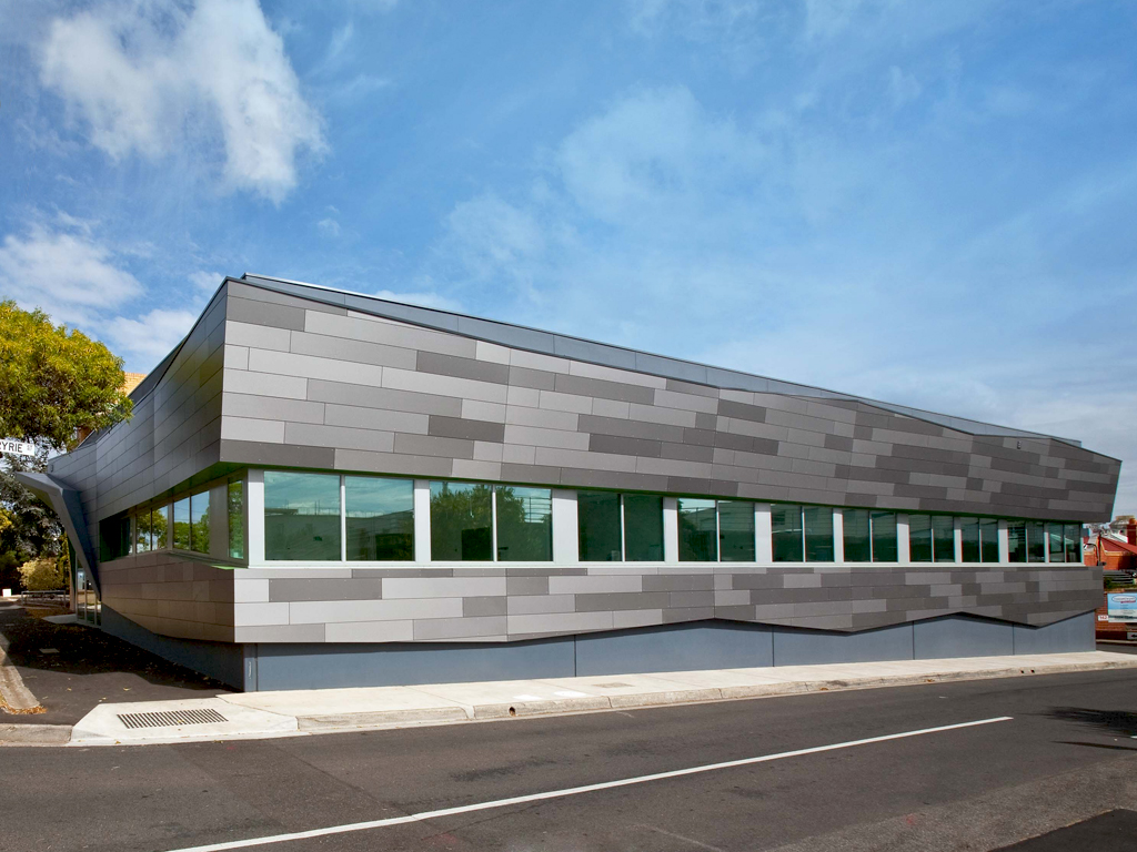 Geelong Hospital Outpatients Clinic Sth Health Architecture